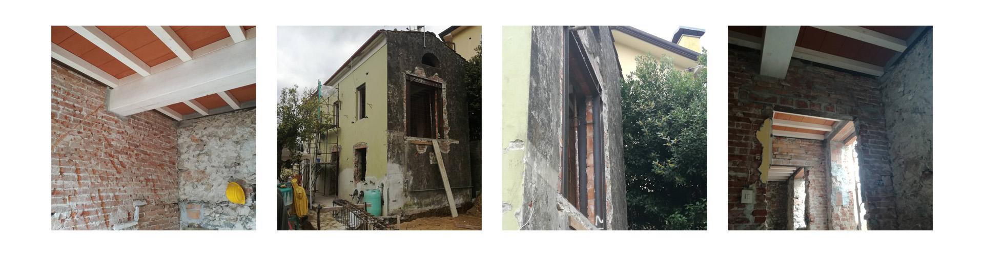 Consolidamento strutturale adeguamento in materia sismica
